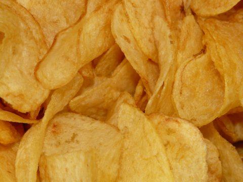 Kartoffelchips Accidentally Vegan
