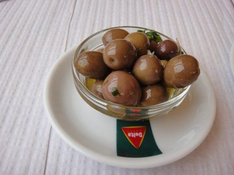 Oliven sind wichtiger Teil beim Essen in Andalusien